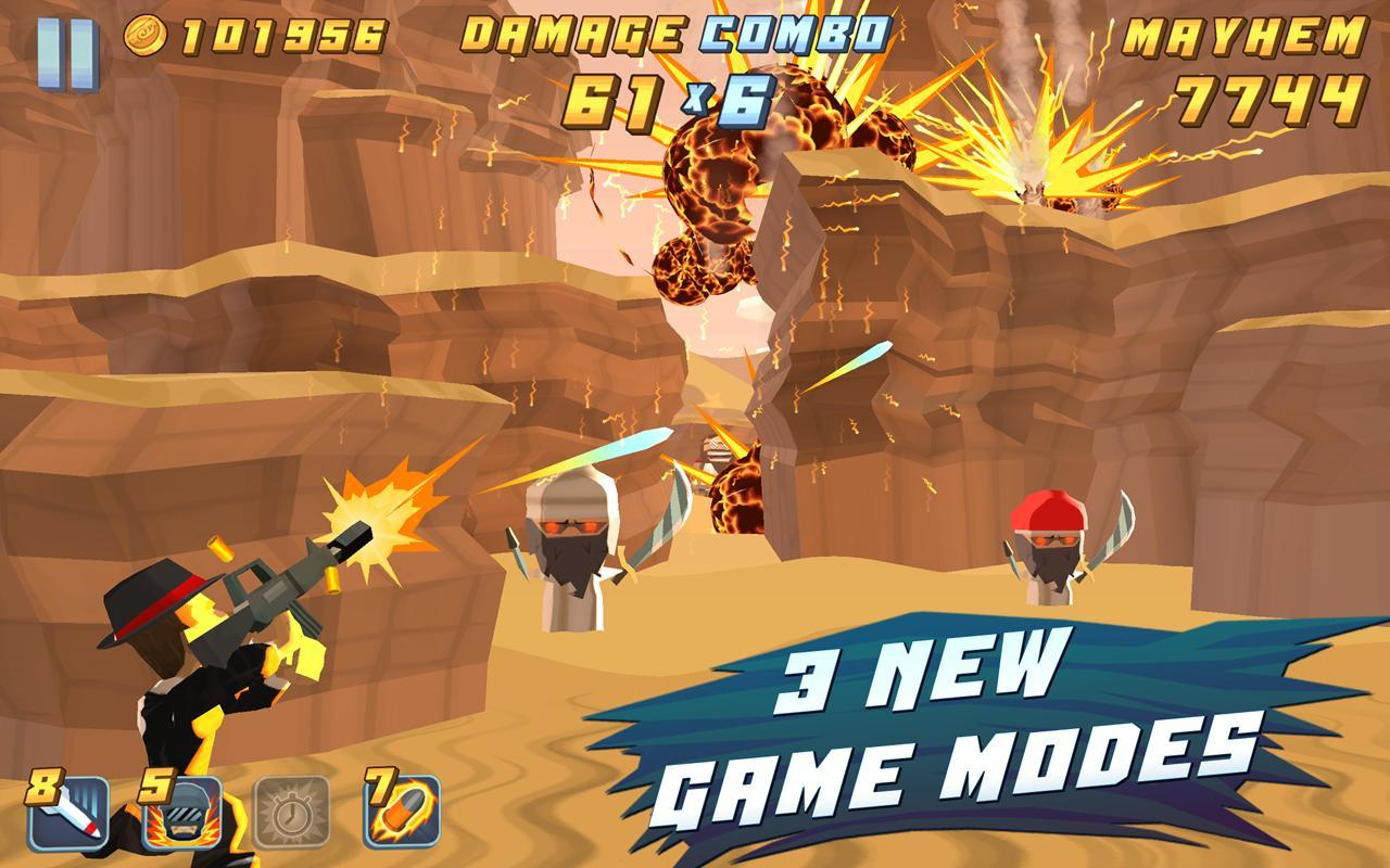 Major Mayhem 9 Screenshot 4